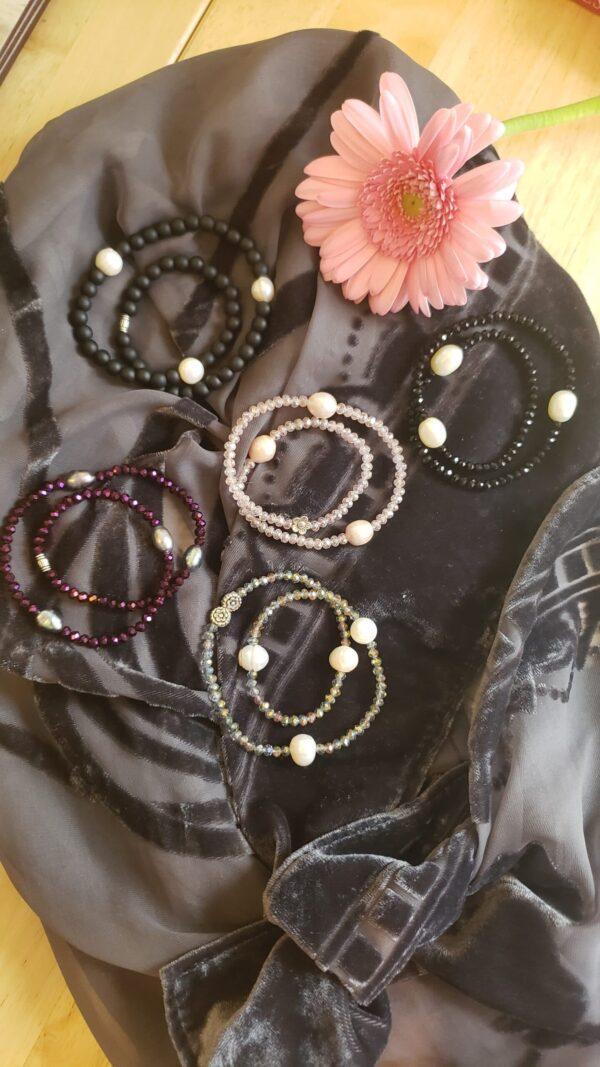 Pearl Bracelet Collection